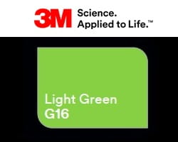 Folia 3M 2080-G16 Light Green Gloss 152cm
